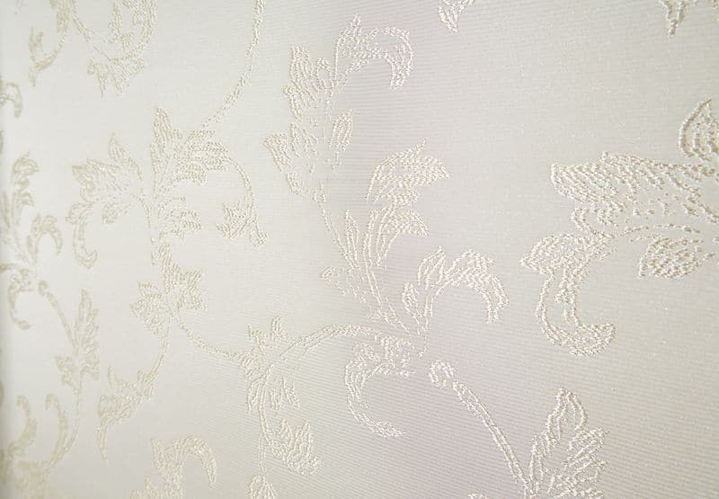 Crystal Champagne 70mm Liv Fabric