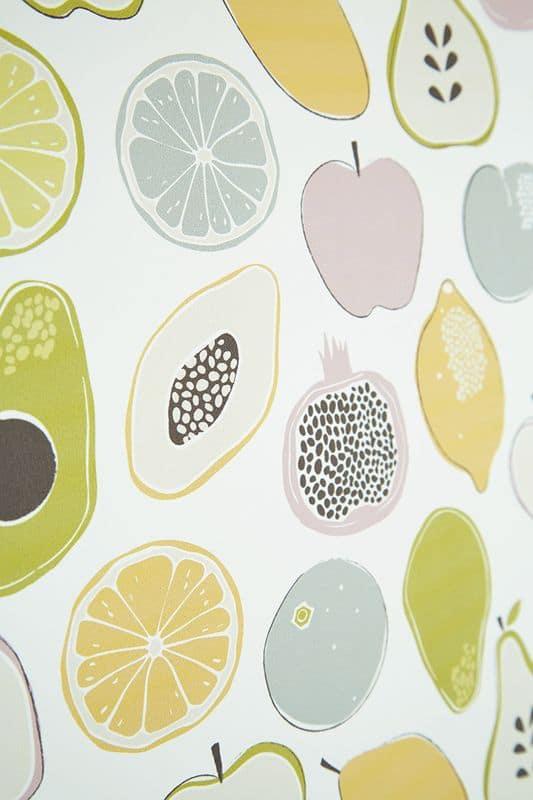 Fruity Pastel 70mm Dine Fabric 1