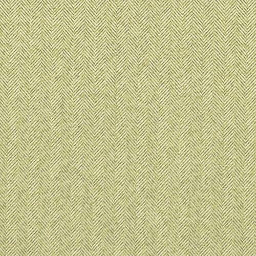 LOUVOLITE HERRINGBONE MOSS GREEN