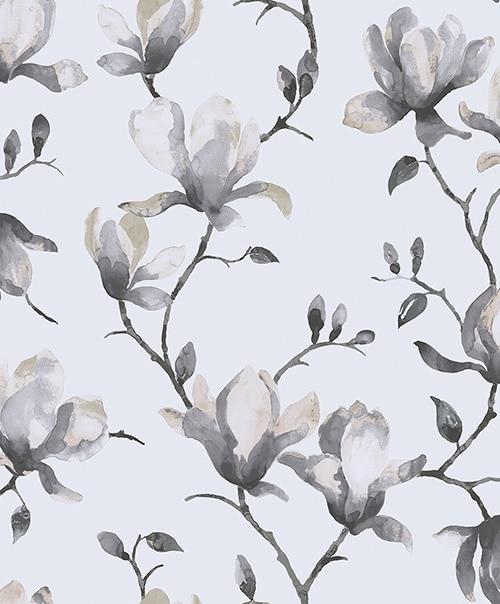 Louvolite Magnolia Inky Roller