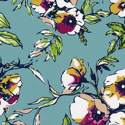 Louvolite Wildflower Juniper Roller
